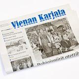газета, 4 стр., 4+4