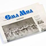 газета, 8 стр., 2+2