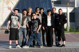 """Band """"Panik"""", 31.05.2008., Minsk"""