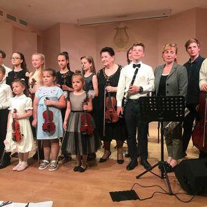 В рамках Первой Летней творческой школы Жуковской детской школы искусств №1 прошла презентация авторского нотного сборника для юных скрипачей.