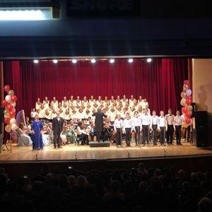 Молодёжный симфонический оркестр Жуковской детской школы искусств №1 отметил свой пятый день рождения.