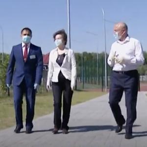 К осени в Белоярском запустят новый детский сад и школу