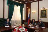 Встреча с Главой Карелии