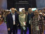 Представители делегации из Карелии