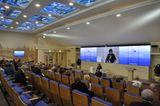 Н.И. Вавилова на пленарном заседании Общественной палаты РФ (27-28 сентября 2016 год)