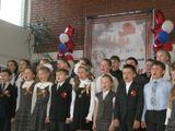 Выступление на Фестивале патриотической песни