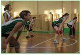 Спортивный зал для проведения занятий по физкультуре, спортивных секций по баскетболу, волейболу и настольному теннису