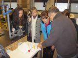 Ознакомление с лабораторией по тестированию технических решений водоснабжения