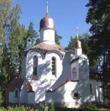 Церковь Смоленского скита на о. Валаам
