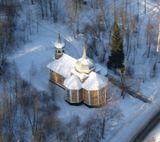 Церковь Петра в п. Марцальные Воды