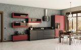 Кухня Натали. Фасад – массив + шпон ясеня. Эргономика, качество, стиль…