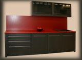 Кухня «Натали», модель из массива ясеня