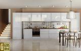 Фасад – массив + шпон ясеня. Выверенная эргономика + современный дизайн