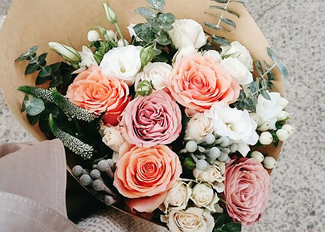 Заказ цепочек, сколько цветов можно дарить в букете