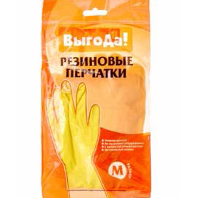 Перчатки Выгода Эконом  М (1 пара)