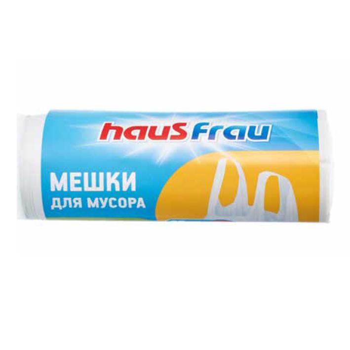 Мешки для мусора 60л 25 шт с ручками Haus Frau (30)