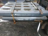 дробящие плиты Terex Pegson XA400s