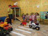 Мы учим правила дорожного движения!