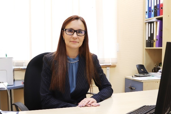 Игашева Виктория Валерьевна