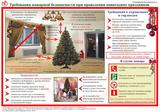 Требования пожарной безопасности при проведении новогодних праздников