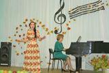 Солитска Юлия Магомедова, концертмейстер Наталья Жемойтук