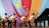 Квартет гитаристов  Медвежьегорской школы искусств