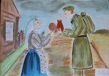 Прощание (Епишина Елизавета, 1 место)