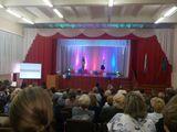 Выступление Ю. Магомедовой и Л.Боровлевой