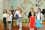 Коллектив хорового отделения (руководитель Харина Г.Н.)