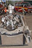 Двигатель ГАЗ-53 рулевая колонка