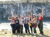 Сплав в Карелии: Тохмайоки