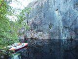 Сплав на катамаранах по реке Кереть