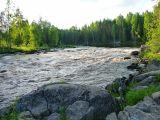 Сплав в Карелии - река Шуя