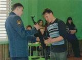 Урок Мужества с приглашением сотрудников ФКУ ЛИУ-8. 19 марта 2015г.