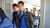Действие учащихся при эвакуации