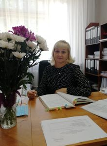 Заместитель директора по УВР