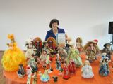 Эксклюзивная выставка кукол «История маленькой куколки»