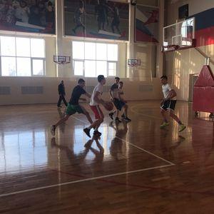Рождественский турнир по стрит-баскету