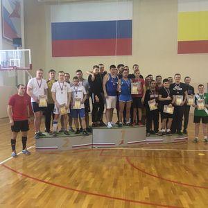Турнир по мини-футболу среди мужских команд в ГАУ РО «СШ «Елатьма»
