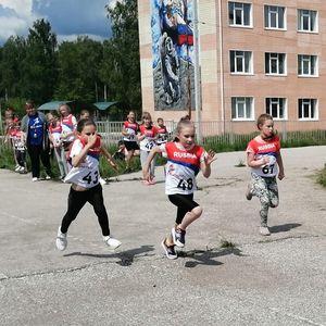 Фестиваль по легкой атлетике, среди отделений ГАУ РО «СШ Елатьма»