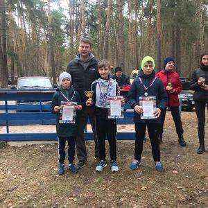 Участие в соревнованиях по легкоатлетическому кроссу, посвященные открытию летнего спортивного сезона и памяти рязанских легкоатлетов Юрия Никитина и Виктора Кузнецова.