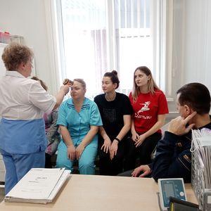 В связи с эпидемиологической неблагоприятной обстановкой по ОРВИ, ГРИППУ и КОРОНАВИРУСУ в Рязанской области