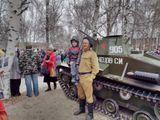 Танк Т-60 МБОУ ДО «Кондинский УЦ»