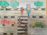 Коллективная работа средняя группа детский сад Ёлочка