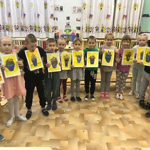 В МБОУ СШ 93 (детский сад Зелёный Бор) прошли мероприятия, посвящённые Дню Матери