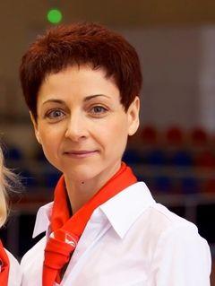 Андрианова Елена Ивановна