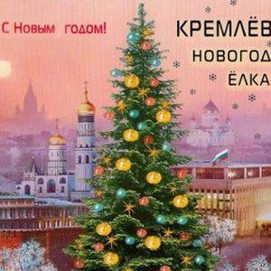Общероссийская новогодняя ёлка пройдет в онлайне