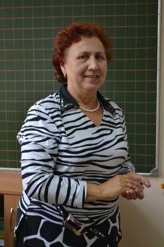 Овчинникова Нина Николаевна