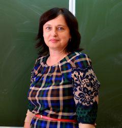 Комарова Ирина Ивановна