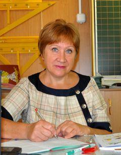 Шаркова Нина Николаевна